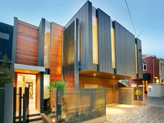 Finnis Architects Heritage Overlay House, Little Park Street, South Yarra,
