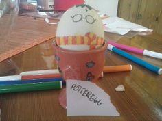 Easter Egg - Harry Potter Crafts&DIY