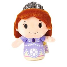 itty bittys® Sofia the First Stuffed Animal