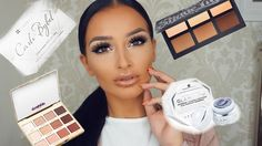 We absolutely LOVE Holly Boon's channel! For her GoSend-sponsored American beauty haul, she shopped for tarte, the Carli Bybel palette, Laura Mercier, and more incredible U.S. makeup brands. #bbloggers #beautyhaul