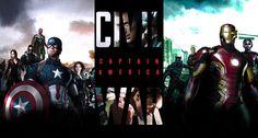 Captain America: Civil War - Wallpaper by SuperDude001.deviantart.com on @DeviantArt