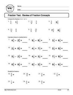 comparing fractions | Math Class Swag | Pinterest | Mathe, Brüche ...