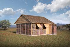 Galería de Refugios de emergencia de Shigeru Ban se construirán a partir de escombros en Nepal - 2