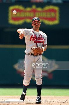 Ozzie Guillen Atlanta Braves, Mlb, Baseball Cards, Sports, Sporty, Hs Sports, Sport