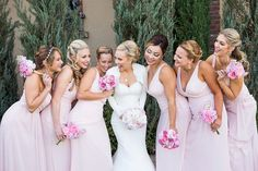 Bridesmaid love | Kirstin Burrows Photography