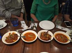 Curries galore at Mumbai in Marunouchi!