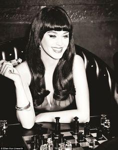 Katy Perry - Hair envy!