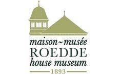 Roedde House Museum - Sunday afternoon tea.
