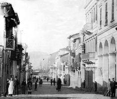 1900 - Οδός Ερμού Old City, Greece, Street View, Vintage, Memories, Old Town, Vintage Comics, Greek, Remember This