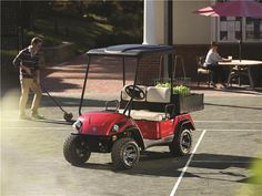 A Yamaha Personal Transportation Vehicle (PTV) features accessories that turn The DRIVE into a personal vehicle customized just the way you want it. Yamaha Golf Carts, Lift Kits, Adventure, Sports, Hs Sports, Adventure Movies, Adventure Books, Sport