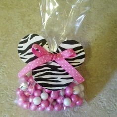 Minnie party favors:)