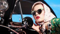 PRADA SPRING/SUMMER 2012 WOMEN'S ADVERTISING CAMPAIGN
