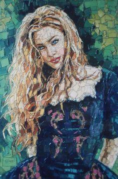 Mosaic by Emilio Crotti