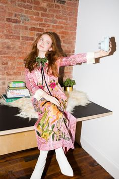 Sadie_Sink-12Sadie Sink Talks Landing Her Role In Stranger Things Season 2 - Coveteur.com