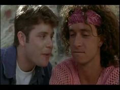"""Sean Astin and Pauly Shore in """"Encino Man"""". Encino Man, Pauly Shore, Son In Law, Man Movies, Handsome Actors, Sons, The Creator, Funny, Youtube"""