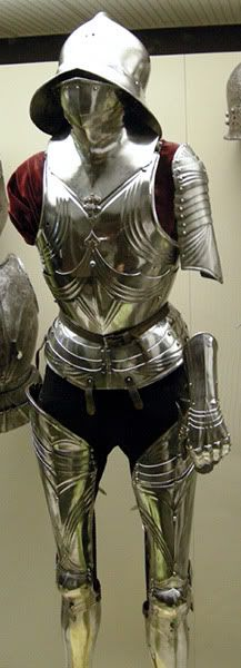 Extant 15th Century German Gothic Armour -- myArmoury.com
