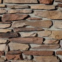 BuildDirect®: Kodiak Mountain Stone Manufactured Stone Veneer - Shadow Ledge Stone