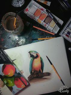 #art #paint #colorwater