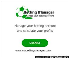 Affiliates :: Betting Manager