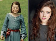 ≡ 35 Hollywood Celebrities All Grown Up ➤ Brain Berries Georgie Henley, Jake Lloyd, Sin City 2, Marion Cotillard, Christina Ricci, Alyssa Milano, Ideal Beauty, Stars Then And Now, All Grown Up