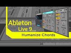 How to Create Beautiful Melody and Harmony in Ableton Live 9 - YouTube