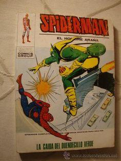 VERTICE MARVEL COMIC SPIDERMAN SPIDER-MAN VOL.1 Nº 55, LA CAÍDA DEL DUENDECILLO VERDE RQ