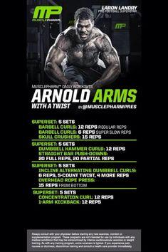 Arnold arms