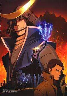 Date Masamune, Katakura Kojuro, Sengoku Basara