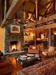 Traditional Living Room Great Rooms Design, Pictures, Remodel, Decor and Ideas - page 5 Cabin Design, Home Design Decor, House Design, Design Ideas, Rustic Design, Rustic Decor, Rustic Wood, Rustic Bench, Rustic Outdoor