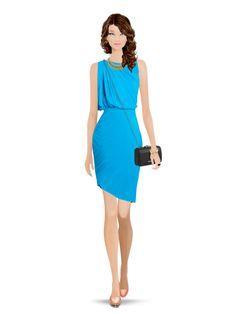 Styled with: Ivy Kirzhner, Halston Heritage, Rebecca Minkoff, Rachel Zoe, Karen London, Isharya   Create your own look with Covet Fashion