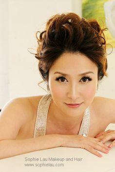 Sophie Lau Makeup and Hair: Bridal 3