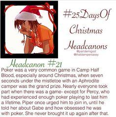 Christmas Headcanon 21