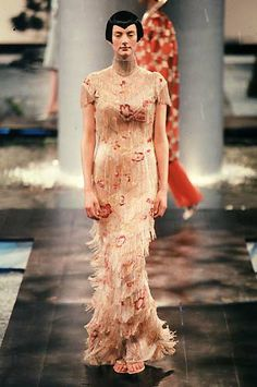 Alexander McQueen Spring 1998