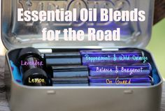 Camp Wander: Essential Oil Sticks ~ Take Wellness Where You Wander!