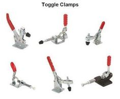 clamps | The need for Toggle Clamps.