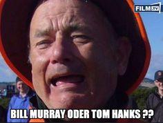 Tatsächlich... Wer isses? #billmurray #tomhanks