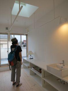 オープンハウス -中川アルネ- – 名古屋市の住宅設計事務所 フィールド平野一級建築士事務所