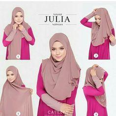 24 Ideas how to wear hijab turban scarfs Square Hijab Tutorial, Pashmina Hijab Tutorial, Hijab Style Tutorial, Muslim Hijab, Muslim Dress, Hijab Dress, Turban Hijab, New Hijab Style, How To Wear Hijab