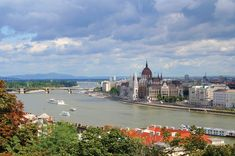 Visit Budapest on our European River Cruises www.gate1travel.com