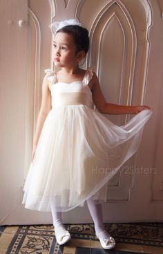 ... with fluttering lace straps for a sweet look e71abbd36fe1