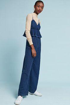 766a0b808d7ec ett:twa Striped Jumpsuit #ad African Men Fashion, Anthropologie, New  Outfits,