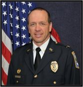 Meet the Riley County Police Department Command Staff. Pictured is our Director Brad Schoen.