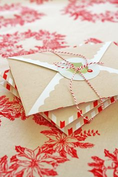 Handmade Christmas Cards {one of my favorite things to receive at Christmas time!!}