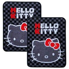 2pcs Hello Kitty CAR Floor MAT for Fronts New Sanrio Hellokitty Japan Mats Cute by Sanrio. $140.09