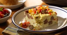 Ore-Ida - Recipes - Sunrise Casserole *