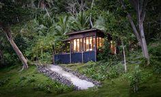 Villa 3 at sunset. #Fiji #Resort