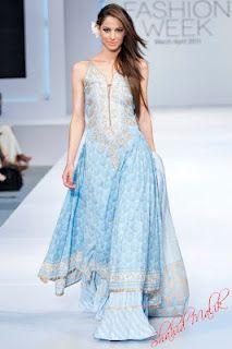 3d3407696596d Umar Sayeed 2012 lawn collection. Marzia Razavi · Pakistani Fashion