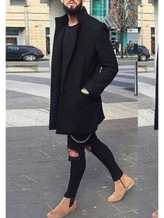 Outfits Casual, Style Casual, Smart Casual, Men Casual Styles, Men's Style, Male Style, Men's Outfits, Classy Outfits, Trent Coat