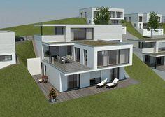 12 Einfamilienhäuser an bester Lage, Wauwil   Terrassenhaus kaufen   homegate.ch