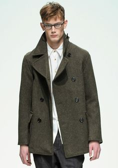 Margaret Howell menswear f/w 2013